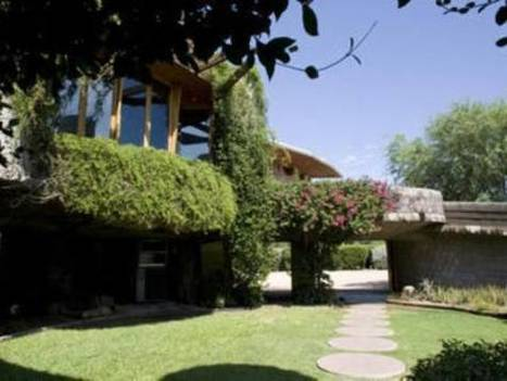 Mortgage and Real Estate News: Sale seals future of historic Frank Lloyd Wright home | Architecture-Modern | Scoop.it