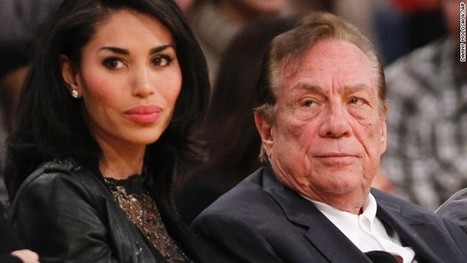 In recording said to be of Clippers' Sterling, racist claim denied - CNN | Current Events | Scoop.it