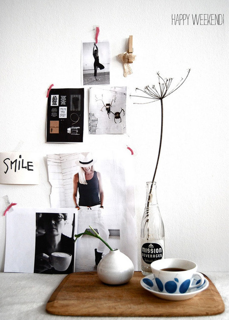 Happy Interior Blog: Ideas For A Happy Weekend | Interior Design & Decoration | Scoop.it