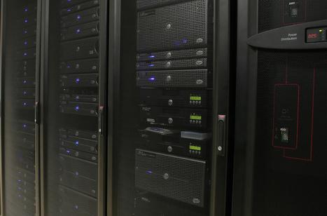 Sensori di temperatura: data center a quattro stelle | Magiant - electronic design | Scoop.it