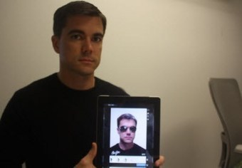 Glasses.com's mobile app scans your face in 3D, lets you try on sunglasses virtually | Augmented Reality 311 | Scoop.it