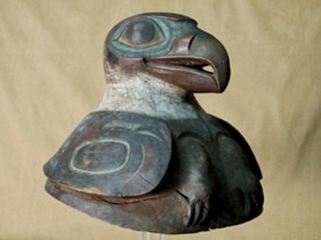 Rare Tlingit war helmet discovered at museum | some anthropology + found in translation | Scoop.it