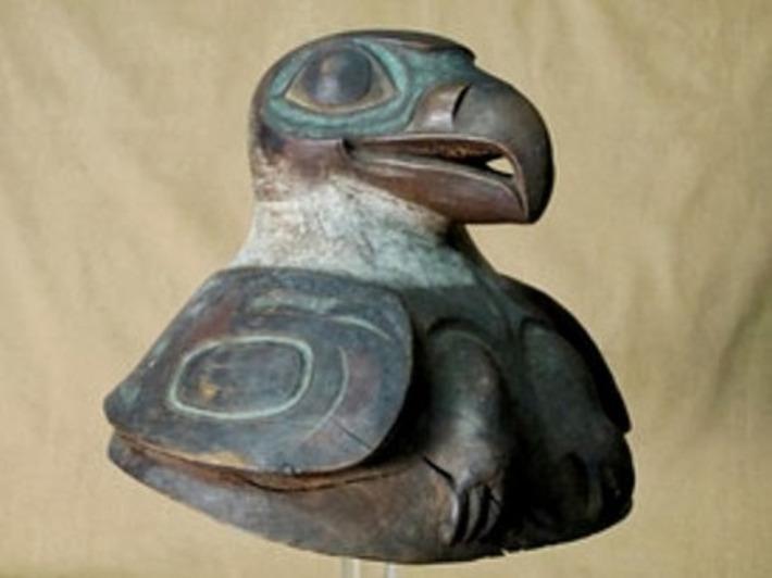 Rare Tlingit war helmet discovered at museum | The Archaeology News Network | Kiosque du monde : Amériques | Scoop.it