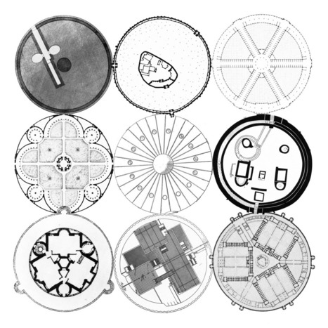 EffettoBeaubourg  _SUBLIMI ATTACCHI IMPLOSIVI_: PLAN OF NINE CIRCLES | The Architecture of the City | Scoop.it