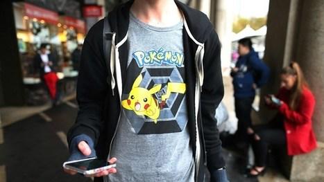 Pokémon-stop bij TextielMuseum Tilburg: lasermachine even kapot   TextielMuseum   Scoop.it