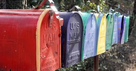 Where Congress wants your mailbox to move | Troy West's Radio Show Prep | Scoop.it