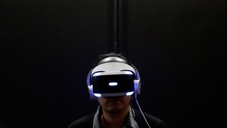 Review: Sony delivers worthy virtual-reality experience | Sci-Fi Talk | Scoop.it