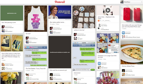 Want to Conquer Pinterest? Forget Shameless Self-Promotion | Techetron | Sharing social commerce benefits | Scoop.it