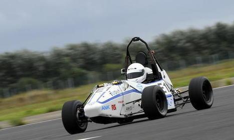 Dutch Students Break Electric Car Acceleration Record - IEEE ... | Luxury Cars | Scoop.it