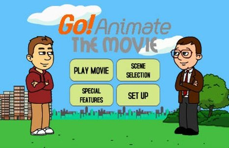 GoAnimate.com | Madares Al Ghad Education Technology | Scoop.it