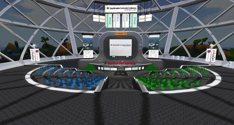 Opensimulator Community Conference 2014 | November 8-9, 2014 | 3D Virtual-Real Worlds: Ed Tech | Scoop.it