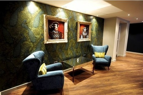 Is this the funkiest B&B in Britain? See inside Scunthorpe hotel | B&B | Scoop.it