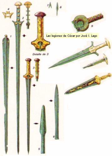 Las armas de la guerra de Troya | TROYA Y SU HISTORIA | Scoop.it