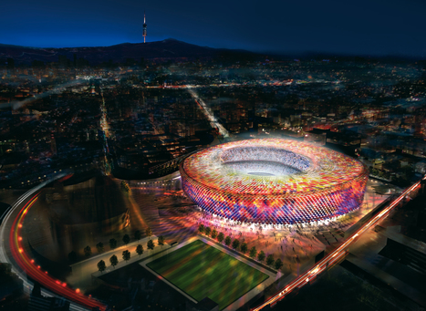 Barcelona to build new stadium unless Camp Nou gets 105,000 capacity | AngloCatalan Affairs | Scoop.it
