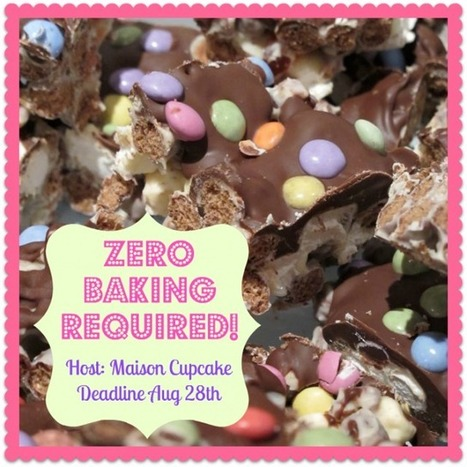 Zero baking required! Brand new blog event! | Maison Cupcake | How to bake your way through life | Annie Haven | Haven Brand | Scoop.it