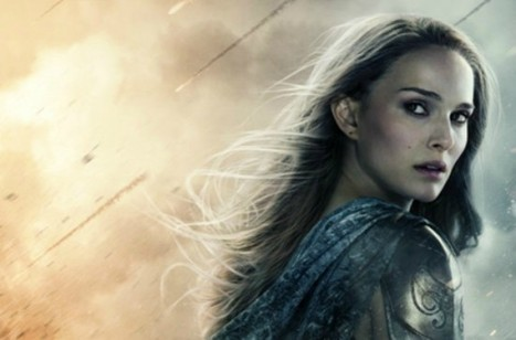Natalie Portman Says a Female Superhero Movie Is Coming From Marvel - /FILM | Female representations of good and evil | Scoop.it