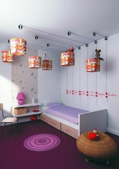 [Inspiration Déco] Sortez les seaux | decoration chambre enfant | Scoop.it
