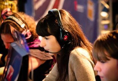 JEUX VIDÉO • Les femmes désormais plus joueuses que les hommes | Pige jeu vidéo | Scoop.it
