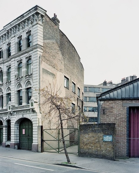 London's 'Missing Buildings' by Thom And Beth Atkinson | Amusing Planet | Modern Ruins, Decay and Urban Exploration | Scoop.it