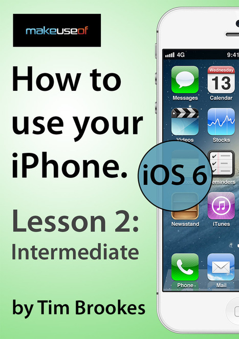 iPhone 2: Intermediate (iOS6) | Technology | Scoop.it