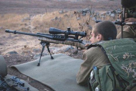 Israël, lutte anti-terroriste: Tsahal sera autorisé à tirer sur les lanceurs de cocktail molotov. Des snipers vont être déployés | Europe Israël news | DECONSTRUIRE LES MYTHES | Scoop.it