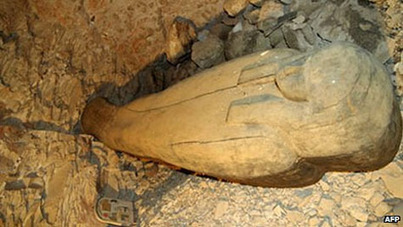 Remains of ancient Egyptian singer uncovered | AUDITORIA, mouseion Broadband | Scoop.it