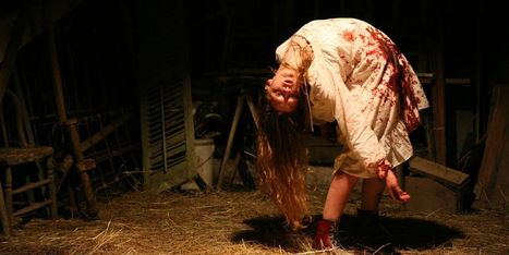 Extra terror, hold the gore: 8 truly scary PG-13 horror movies | Film ... | FleshCuts - fleshly served! | Scoop.it