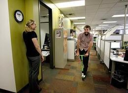 Workplace revolution: What does dressed for success mean in 2013? | Insight, Motivation & Leadership In Business | Scoop.it