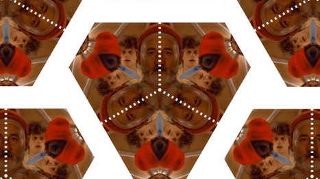 wes anderson movie scenes whirl into kaleidoscopic clips | What's new in Visual Communication? | Scoop.it