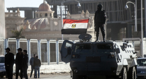 Repression in Egypt from Mubarak to Sisi | Upsetment | Scoop.it