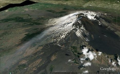 The ash emissions from Mount Etna | Conformable Contacts | Scoop.it
