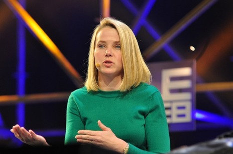 Marissa Mayer nommée PDG de Yahoo | Tout le web | Scoop.it
