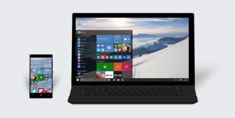 La première mise à jour majeure de Windows 10 arrivera le 2 août | geeko | Geeks | Scoop.it