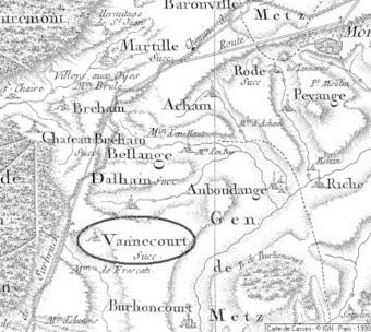 Tout sur la généalogie: François HORDAL du LYS, seigneur de Vannecourt | Rhit Genealogie | Scoop.it