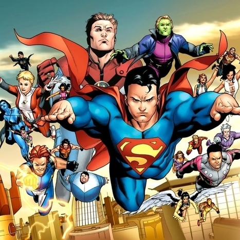 Why Do Americans Love Superheroes So Much? | Superpower | Scoop.it