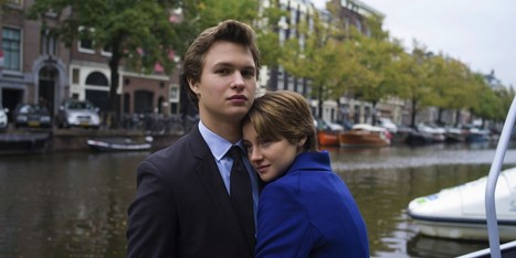 Watch A First Clip From 'The Fault In Our Stars' | Amazing Book Trailers | Scoop.it