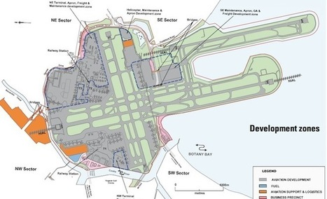 2nd Sydney Airport Needed Despite Master Plan Approval - Sourceable | Clean energy latest news and views | Scoop.it