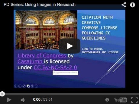 Resources to Help Students Properly Cite Images | Professional Development | Scoop.it