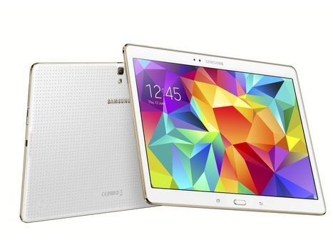 Samsung's Latest Tablet Boasts Sleek Hardware, Confusing Software | Digital-News on Scoop.it today | Scoop.it