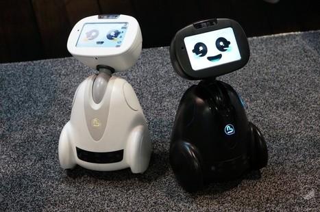 Les préventes pour le robot français Buddy sont ouvertes - Tech - Numerama | Une nouvelle civilisation de Robots | Scoop.it