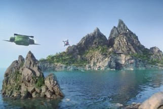 Thunderbirds are Go at Milk VFX | Technology | Scoop.it