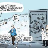 Les limites de l'opération transparence des labos pharmaceutiques | La rétention d'info des labo pharma | Scoop.it