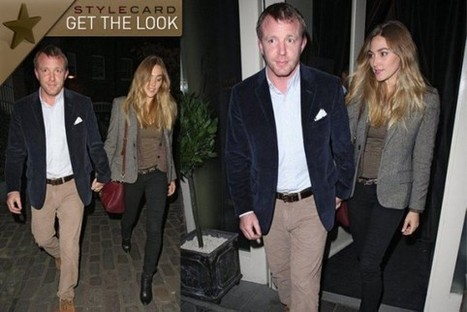 Men's Monday: Get The Look – Guy Ritchie | StyleCard Fashion Portal | StyleCard Fashion | Scoop.it