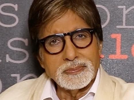 Megastar Amitabh Bachchan mourns death of Pramukh Swami | Amitabh bachchan | Scoop.it