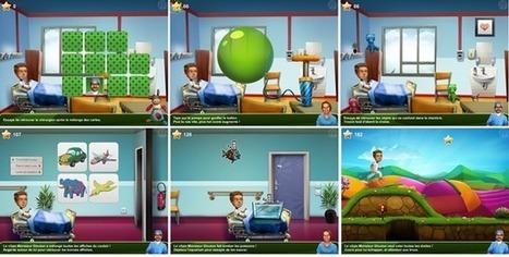 Un jeu sur tablette pour les enfants opérés au CHU de Rennes   #ESanté by Umanlife   Scoop.it