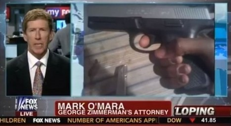 Zimmerman Lawyer Goes On National TV To Smear Trayvon Martin With Inadmissible Evidence | Daily Crew | Scoop.it