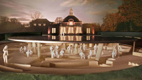 Slideshow: Ai Weiwei and the 2012 Serpentine Gallery Pavilion   D_sign   Scoop.it
