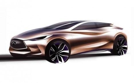 Infinity dévoilera son nouveau Q30 Concept lors du prochain salon de Francfort :. | L'essentiel Luxe & Lifestyle | Scoop.it