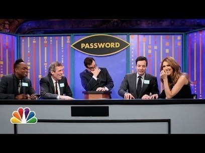 Singing Password with Hugh Laurie and Celine Dion Part 1 | The Magic of marketing | Scoop.it