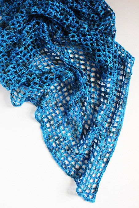 Ella's Rhythm Shawl | Crochet | Scoop.it